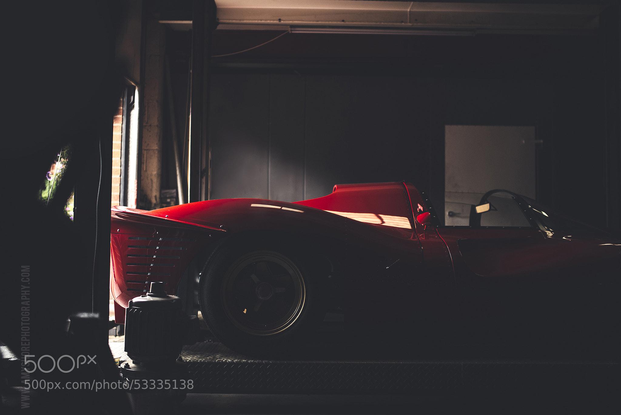 Photograph Ferrari P4 by Amy Shore on 500px