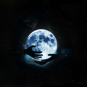 Take the moon by Francesca Perticarini (FrancescaPerticarini)) on 500px.com