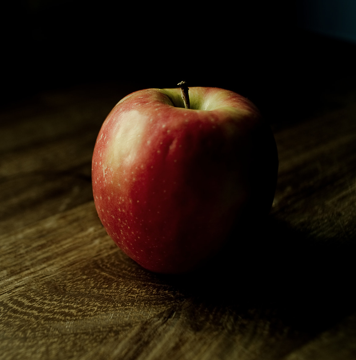 Photograph apple by louise kay on 500px