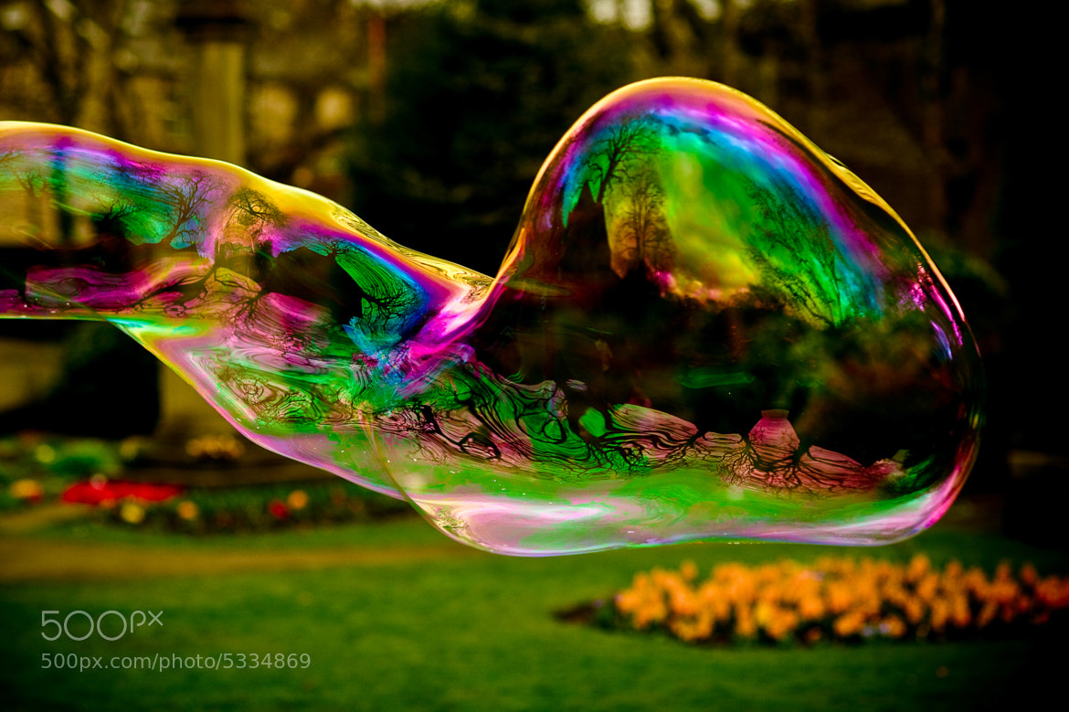 Photograph bubble by louise kay on 500px