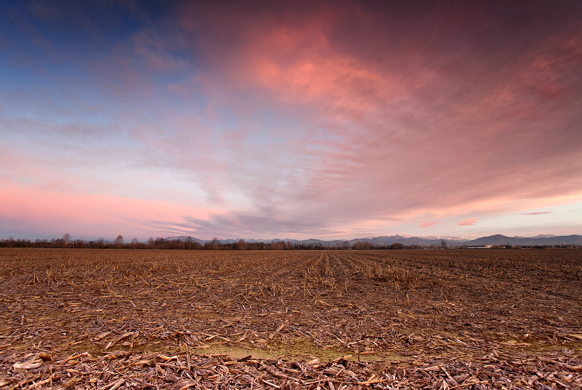 Photograph Sunrise in the Po Valley by Vittorio Brambilla on 500px