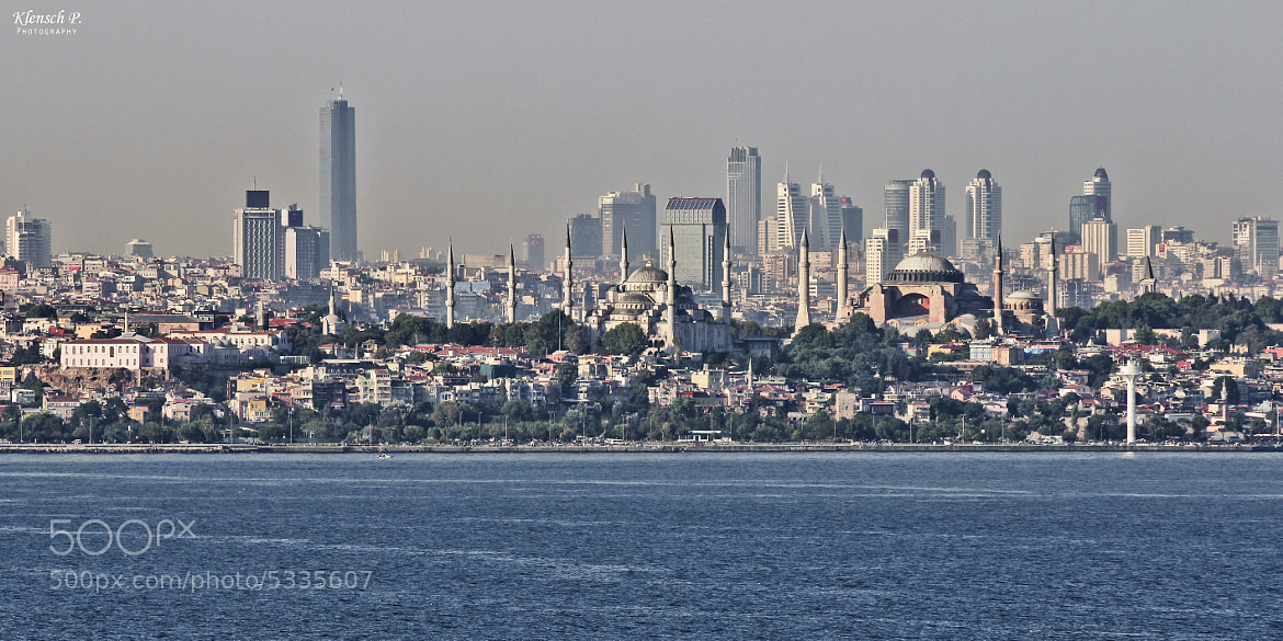 Photograph Istanbul City-Line by Paul Klensch on 500px