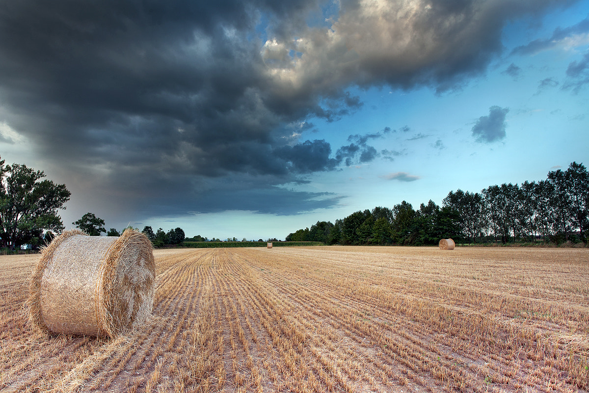 Photograph stormy weather ahead by Vittorio Brambilla on 500px