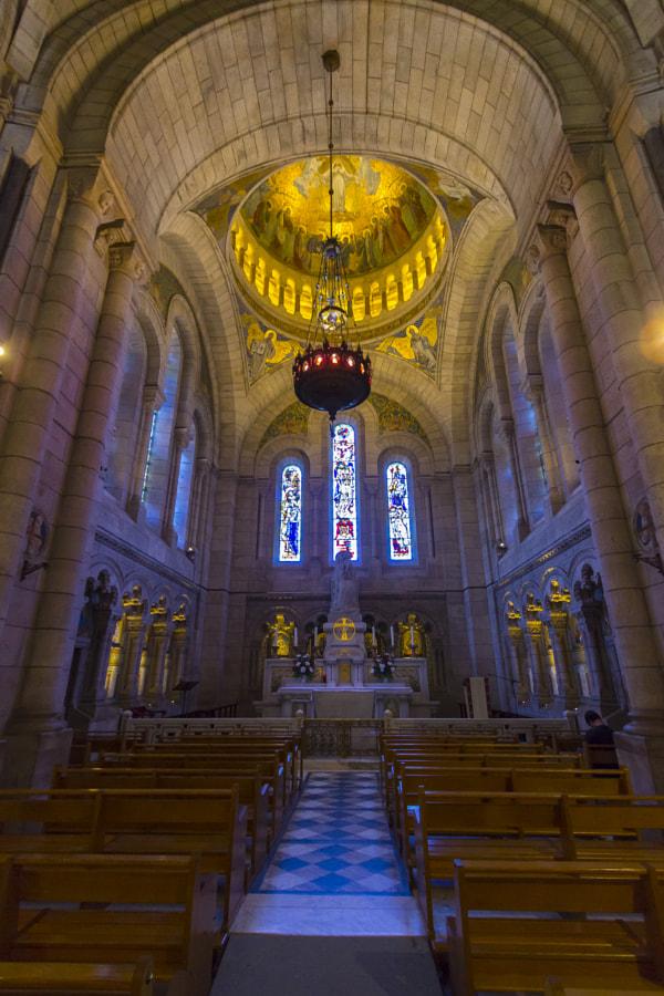 Sacre Coeur, Paris 2