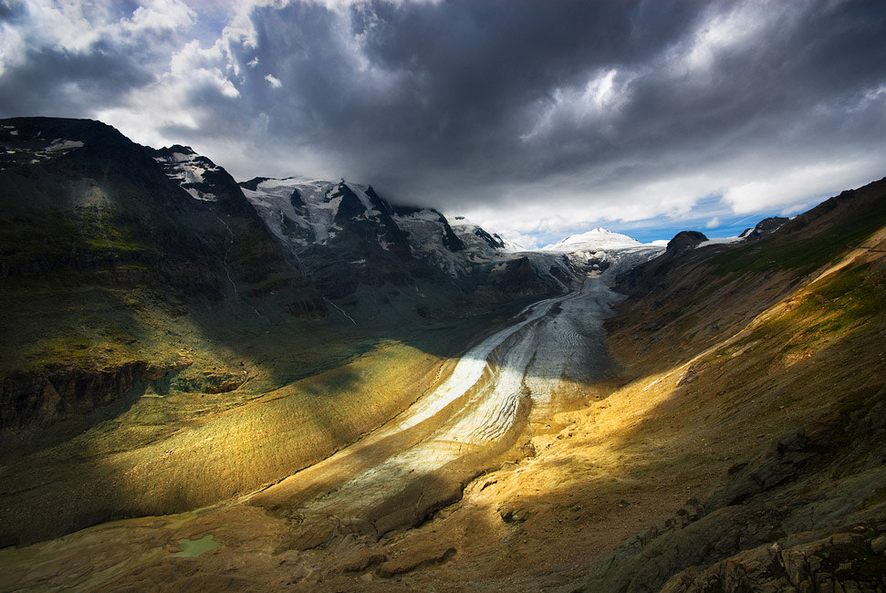Photograph Pasterze Glacier by Jakub Polomski on 500px