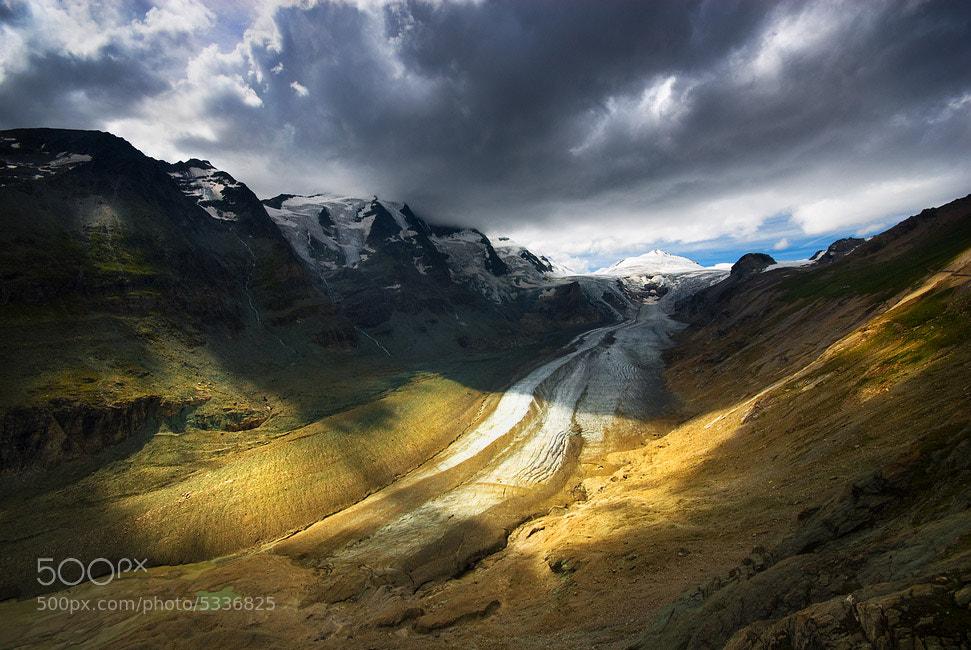 Photograph Pasterze Glacier by Jakub Polomski on 500px