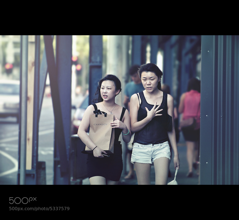 Photograph { gossip } by Thai Hoa Pham on 500px