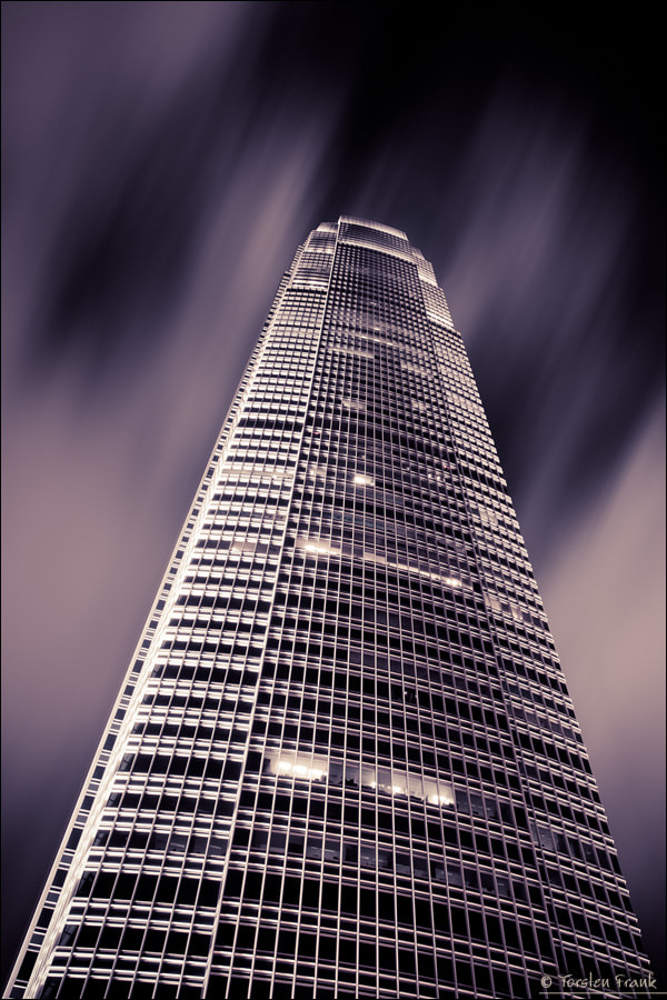 Photograph Two International Finance Centre 2 by Torsten Frank on 500px
