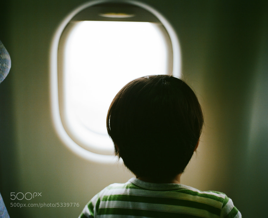 Photograph On the Plane by Hideaki Hamada on 500px