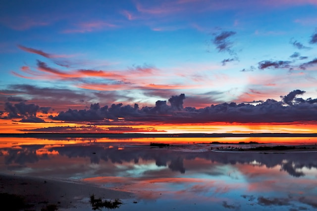 Photograph Awesome Sunset by Mary Jane Foster on 500px