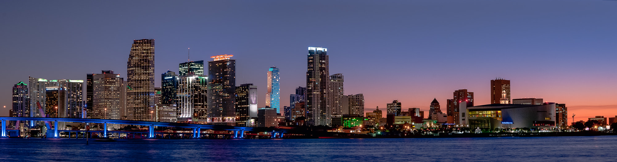 Photograph Downtown Miami by Bob Nocek on 500px