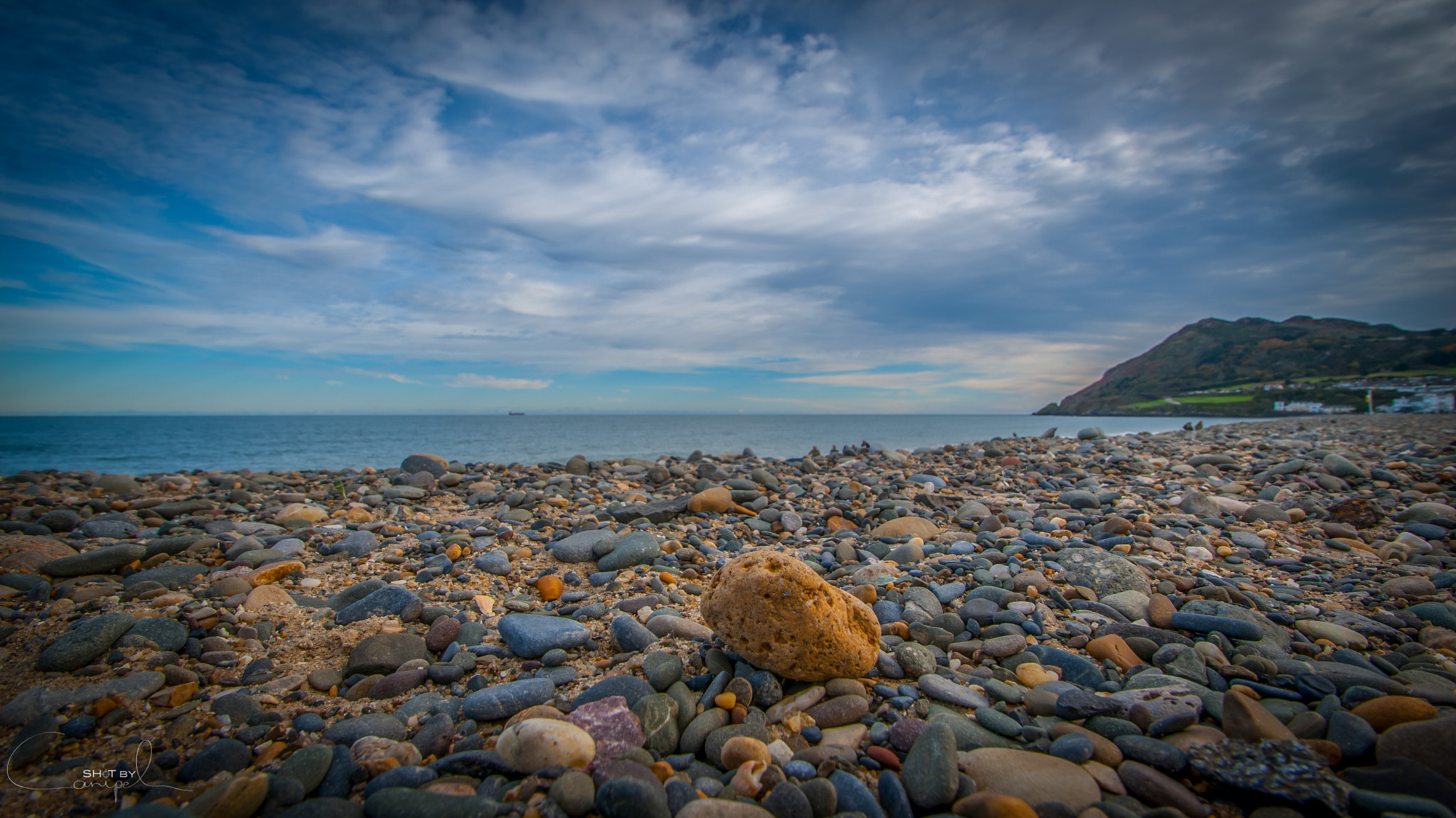 Photograph Stone beach by Jelle Canipel on 500px