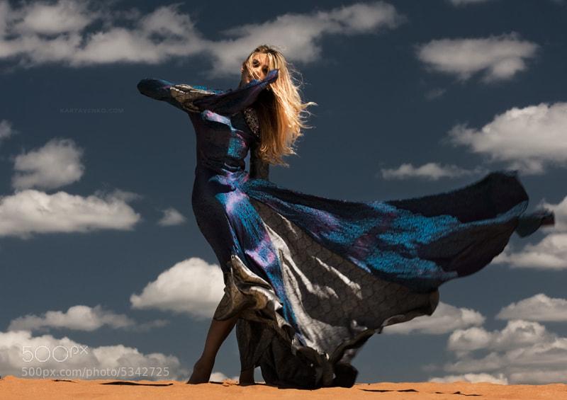 Photograph desert wind #4 by Denis Kartavenko on 500px