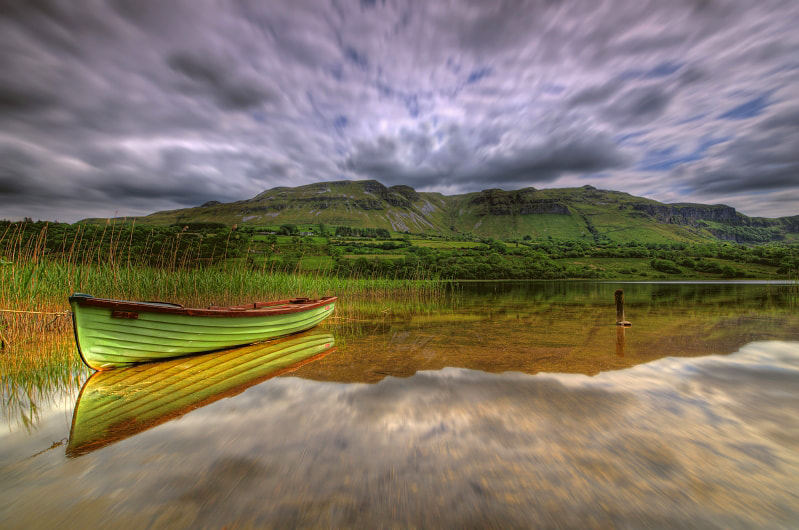 Photograph Glencar lake by Darek Gruszka on 500px