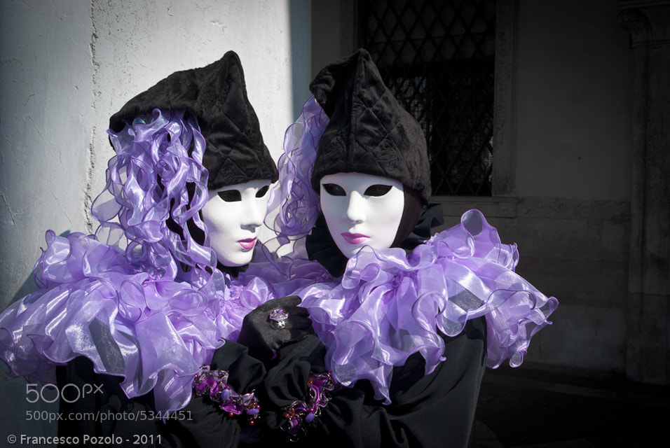 Photograph Venezia: Carnival 2011 by Francesco Pozolo on 500px