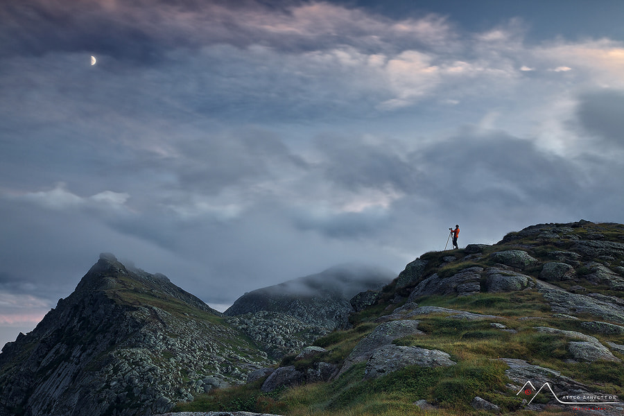 Photograph The Photographer by Matteo Zanvettor on 500px