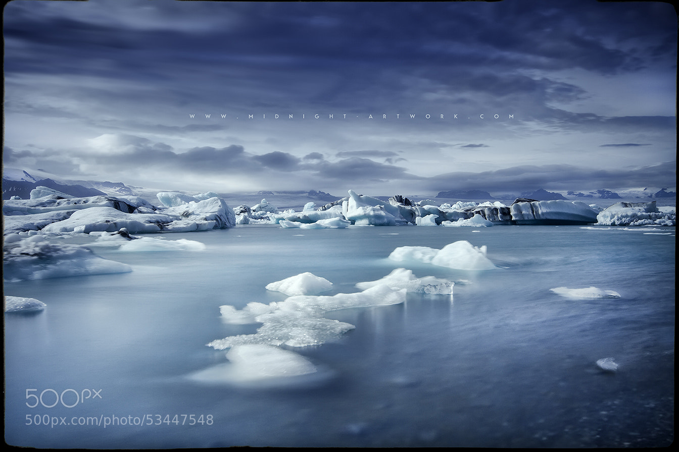 Photograph Ice Age by Christophe Dessaigne on 500px