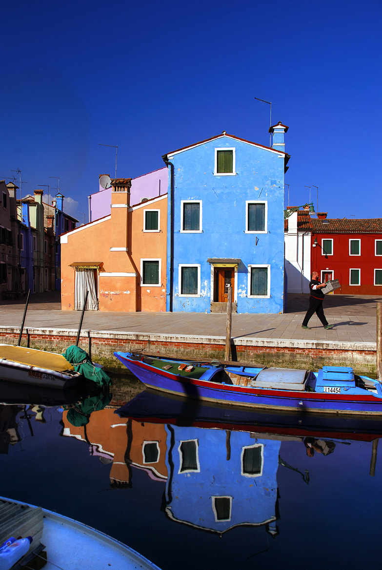 Photograph Burano. Italia. by Vitaly Afanasyev on 500px