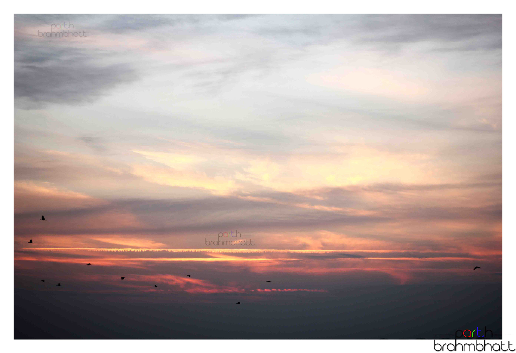 Photograph at the horizon by Paarth Brahmbhatt on 500px