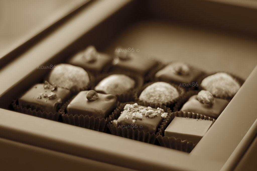 Photograph Chocolate!!! by Nadia Perello on 500px