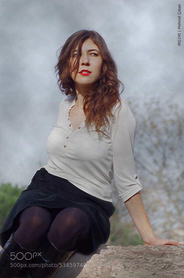 "See her dream by Mehmet Çoban on 500px.com"" border=""0"" style=""margin: 0 0 5px 0;"