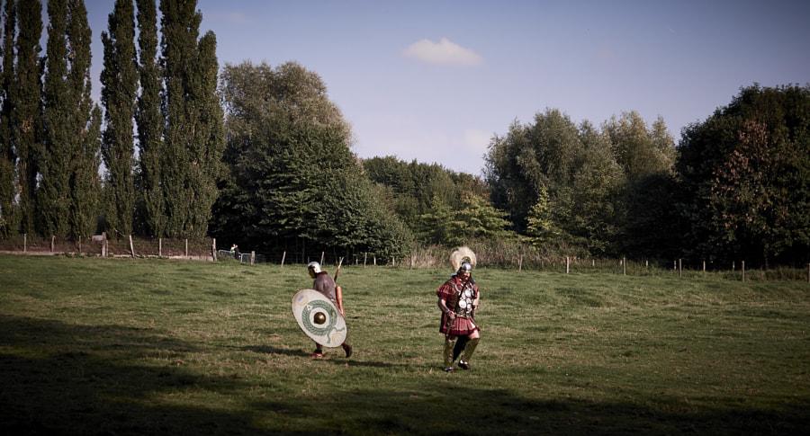 Romans parting