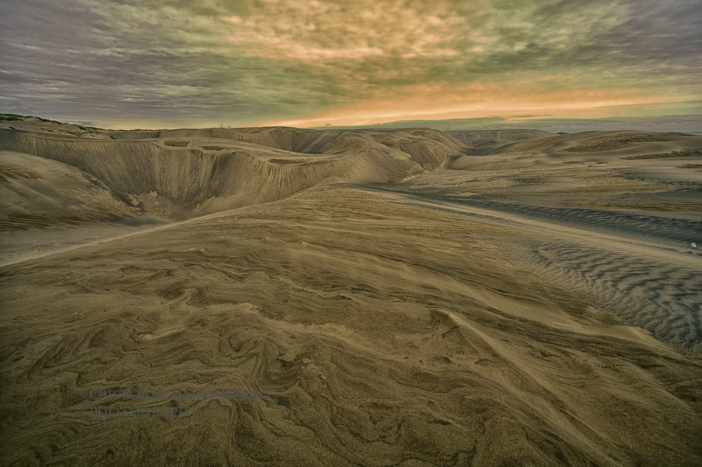 Photograph Dunes and sunrise by Cristobal Garciaferro Rubio on 500px