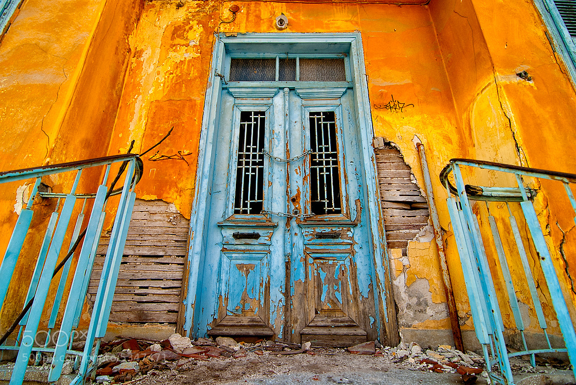 Photograph Color And Decay by Stratos Agianoglou on 500px