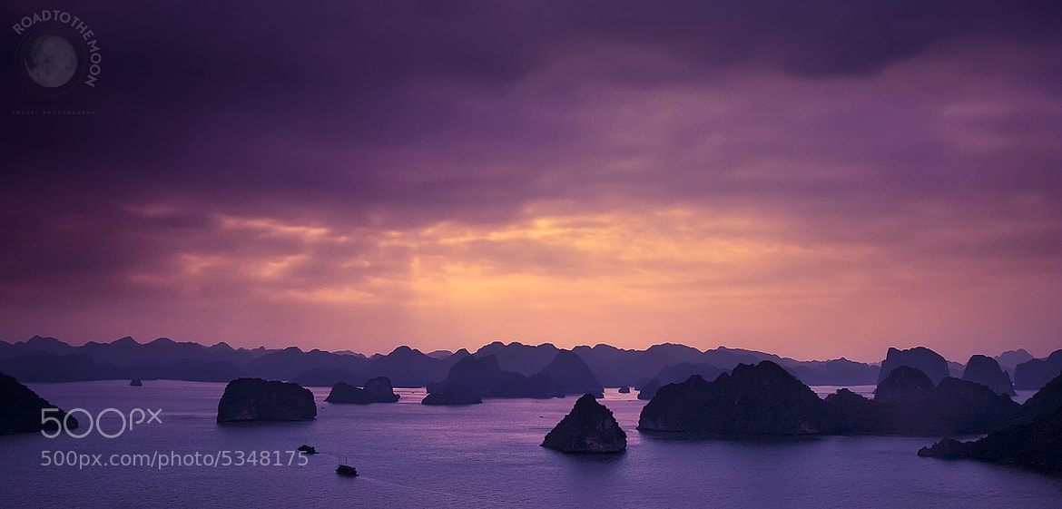 Photograph Halong Bay / Vietnam / 2009 by Road to the moon // Travel Photography // on 500px