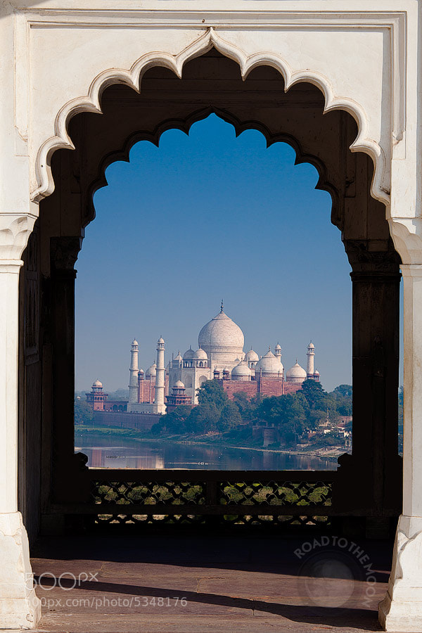 Photograph Agra / India / 2011 by Road to the moon // Travel Photography // on 500px