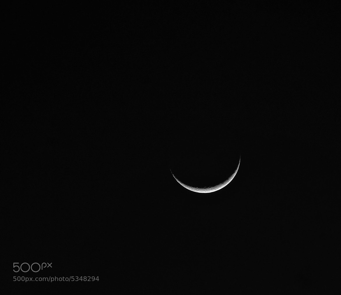 Photograph Moon for a friend by Cristian Vincis on 500px