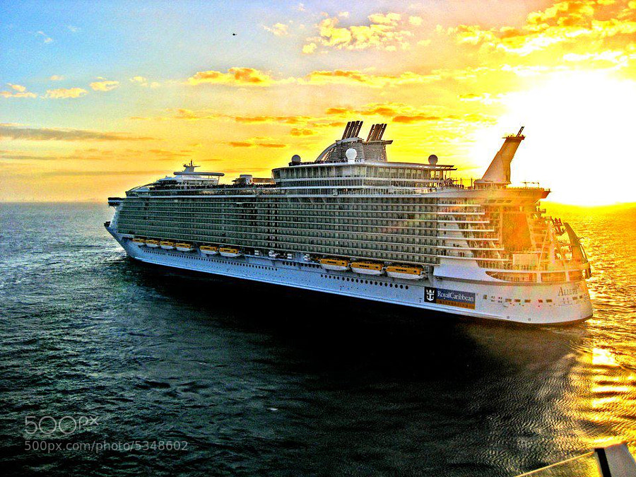 Photograph Royal Caribbean by Perri Kardashian on 500px