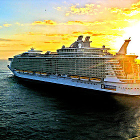 Royal Caribbean by Perri Kardashian (perri)) on 500px.com