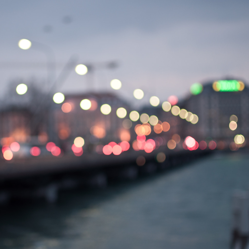 Photograph City lights by Giulio Provasi on 500px