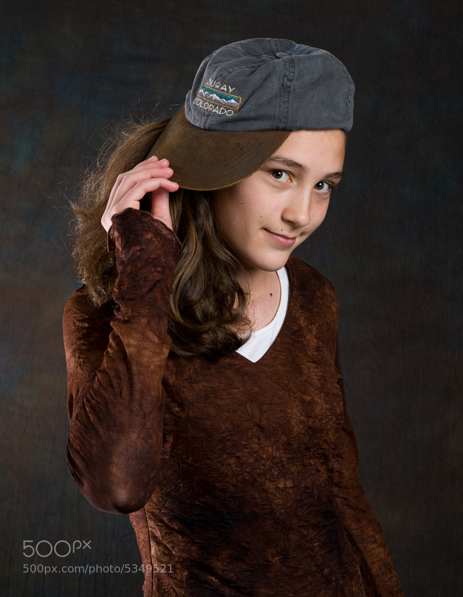 Photograph Colorado Girl by Mike Blanchard on 500px