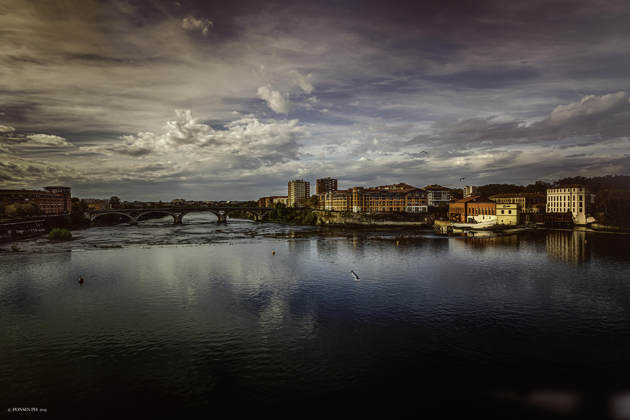 Photograph Toulouse by Philippe PONSIN on 500px