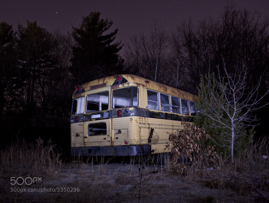 Photograph Not In Service by Aaron Mello on 500px