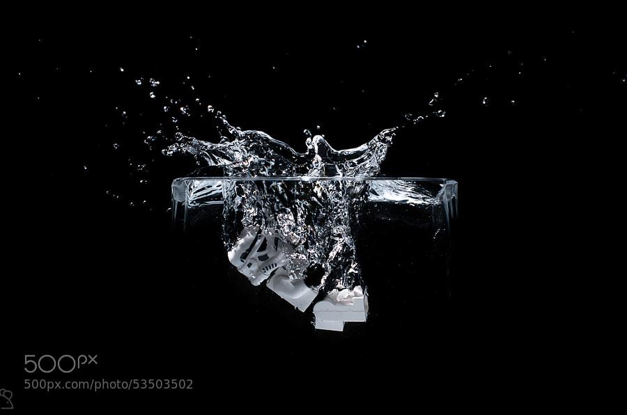 Photograph Splashtrooper by Lamirgue Guillaume on 500px