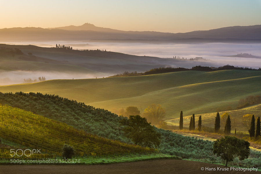 This photo was shot in November 2013 the days before the workshop group arrived for the Tuscany November photo workshop.
