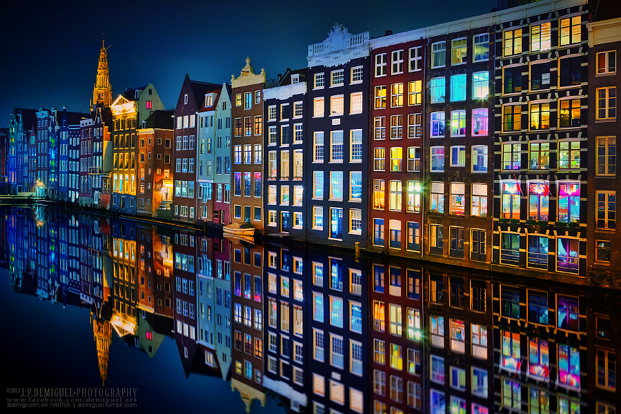 Amsterdam by Juan Pablo de Miguel on 500px.com