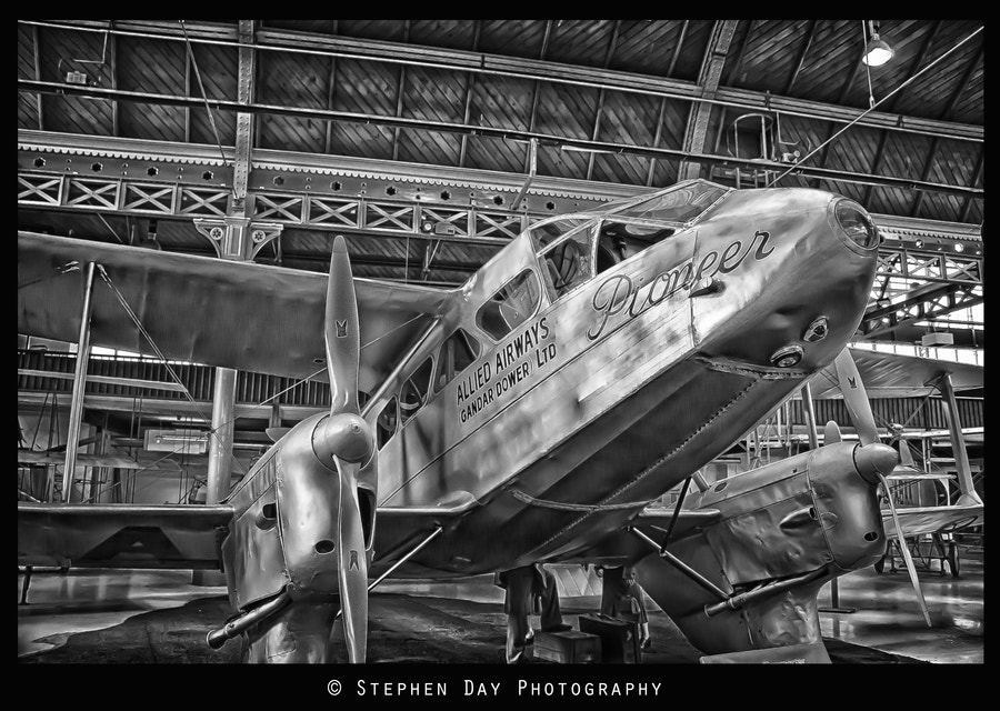 "Photograph ""The de Havilland DH.89 Dragon Rapide"" by Stephen Day Photography on 500px"
