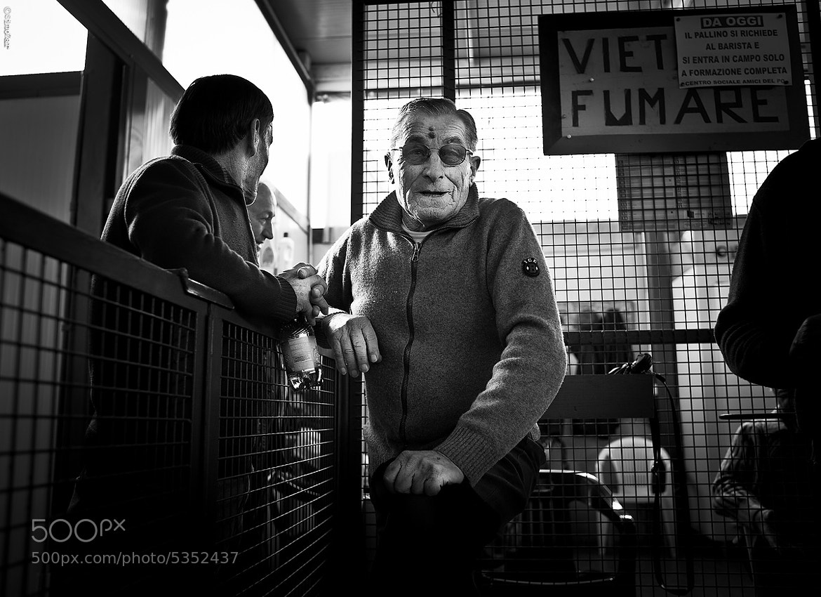 Photograph Amici del Po by Simone Zarotti on 500px