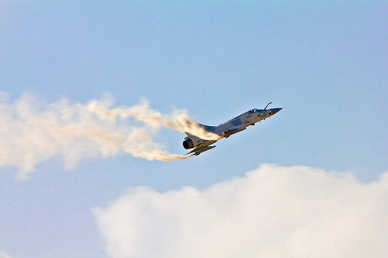 Photograph Mirage 2000 - UAE  by Faisal Manzoor on 500px