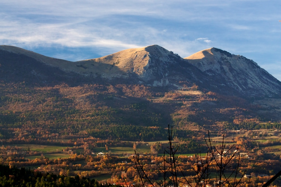 Photograph Charance mountain by Nicolas Erny on 500px