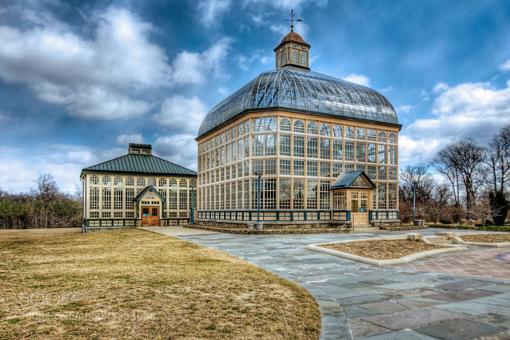 Photograph Rawlings Conservatory & Botanical Gardens by ThisIsAJT  on 500px