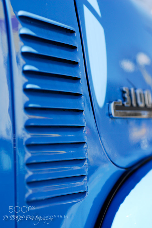 1955 Chevy 3100 Truck
