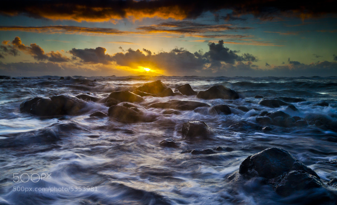 Photograph Kaua'i - looking east by Christopher Martin on 500px