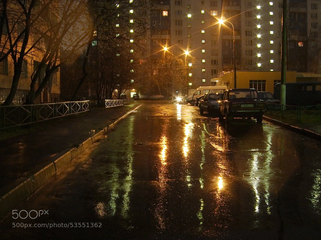 Photograph Moscow autumn by rspanov on 500px