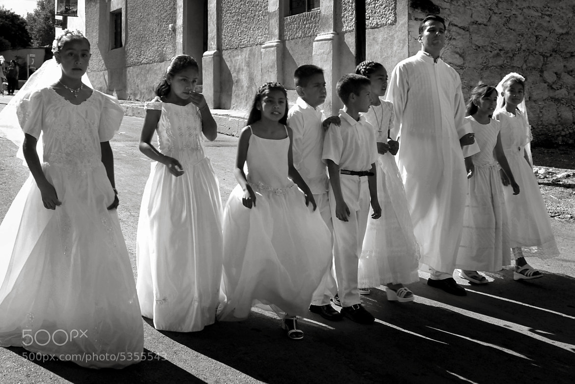 Photograph First communion day by Eduardo González on 500px
