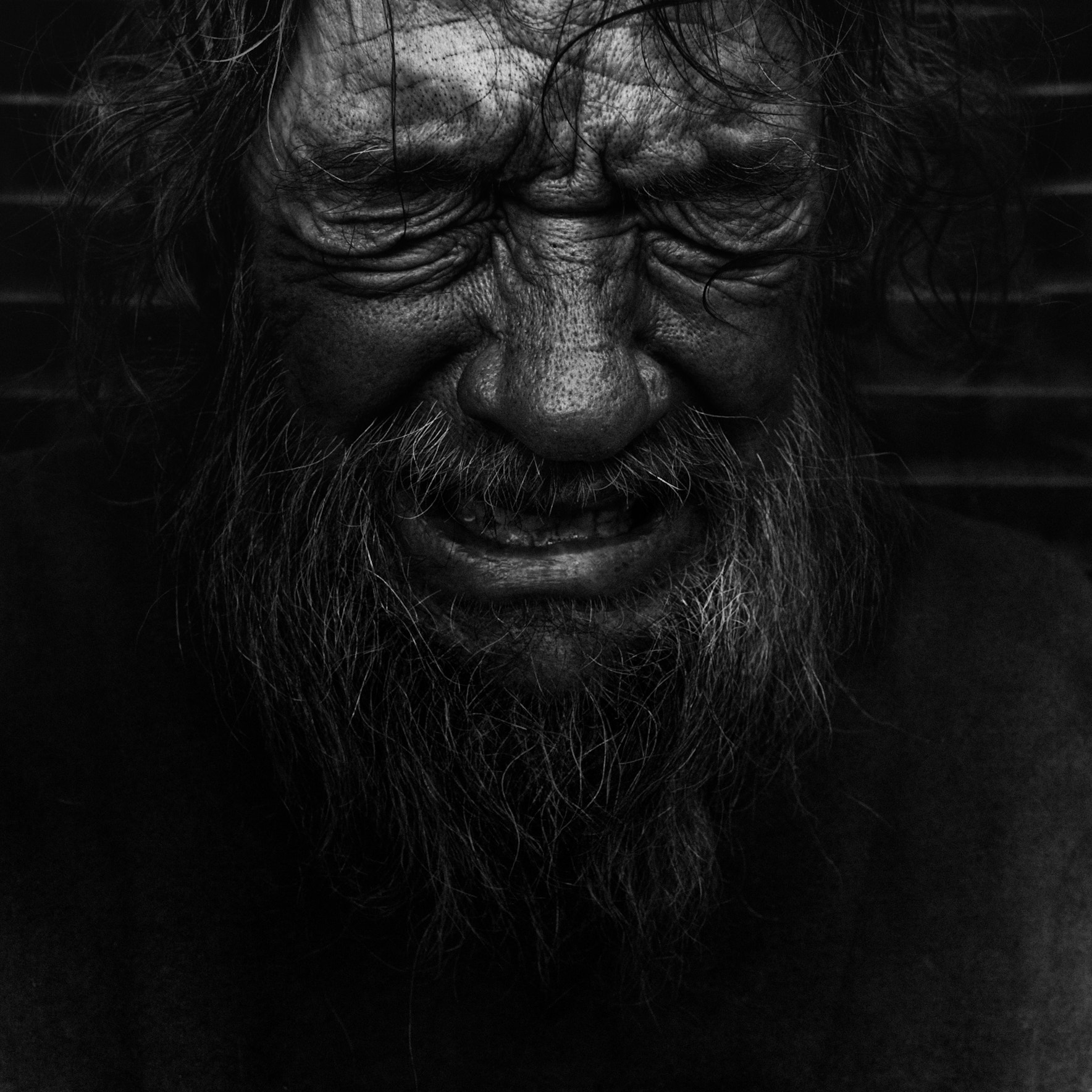 Photograph John by Lee Jeffries on 500px